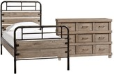 Pottery Barn Kids Bed & Dresser Set
