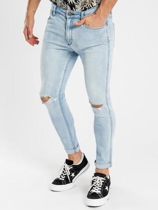 Wrangler Smith R28 Jeans in Broadway Blues