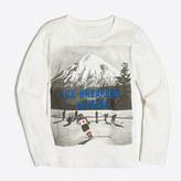 J.Crew Factory Boys' long-sleeve ice hockey storybook T-shirt