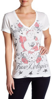 True Religion Step Hem Tee