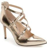 Vince Camuto 'Neddy' Pointy Toe Birdcage Pump (Women)