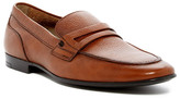 a. testoni Leather Penny Loafer