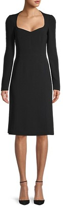Dolce & Gabbana Sweetheart Sheath Dress