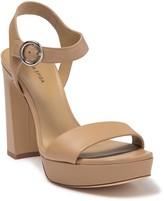 Via Spiga Saville Leather Sandal