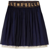 Scotch & Soda Double Layered Voile Skirt