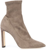 Jimmy Choo Louella boots - women - Leather - 36