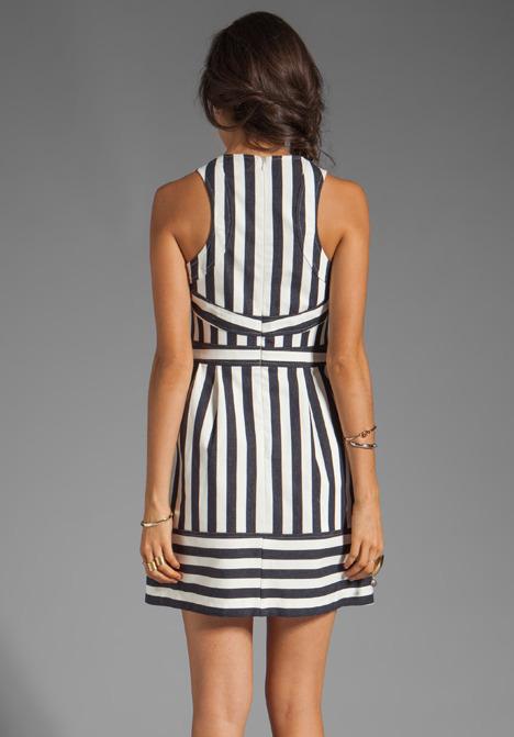 Nanette Lepore Waterfront Dress