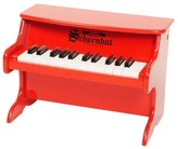 The Well Appointed House Schoenhut 25 Key My First Piano II in Red for Kids