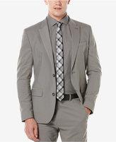 Perry Ellis Men's Very Slim Iridescent Twill Sport Coat