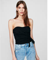 Express one eleven wrap tube top
