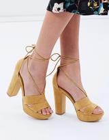 Spurr Bianca Platform Heels