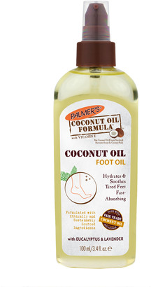 Palmers Coconut Massage Oil For Feet 100Ml