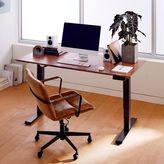 west elm Mid-Century Sit + Stand Adjustable Desk