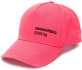 DSQUARED2 Take Your Daily Dose baseball cap