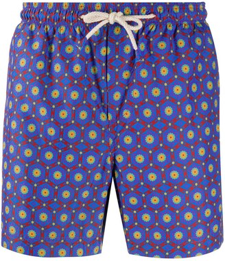 Peninsula Swimwear Ischia M4 mesh-lined swimming trunks