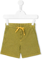 Knot - Earth stripes shorts - kids - Cotton/Spandex/Elastane - 3 yrs