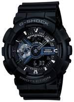 G-shock Black Movement Digital Watch Ga-110-1ber