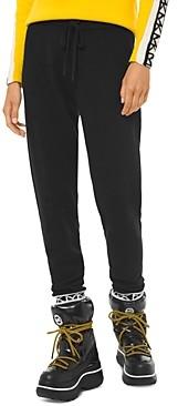 MICHAEL Michael Kors Logo Hem Jogger Pants