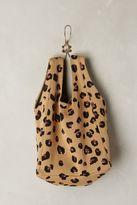 Hansel from Basel Cheetah Print Shopping Tote