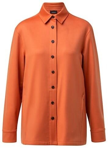 Thumbnail for your product : Akris Cashmere Shirt Jacket