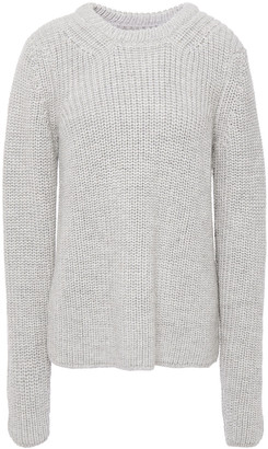 Antik Batik Ribbed Alpaca-blend Sweater