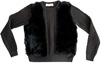 Vanessa Bruno Black Rabbit Knitwear for Women