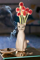 Urban Outfitters Kitty Bud Vase