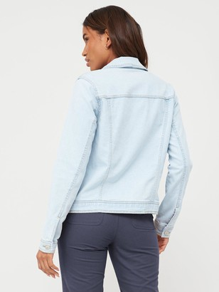 Very Denim Western Jacket - Bleach