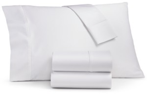 Sunham Ashford 1500-Thread Count 4-Pc. Solid King Sheet Set Bedding