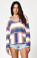 Billabong Bonfire Beach Baja Hooded Pullover Sweater