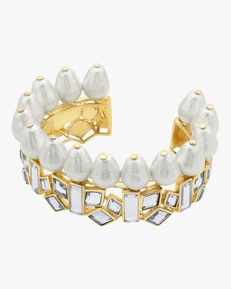 Isharya Mandala Cuff Bracelet