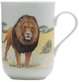 Maxwell & Williams Cashmere Animals of the World 300ml Lion Mug Gift Boxed