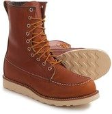 Red Wing Shoes 877 Classic Moc-Toe Boots - Factory 2nds (For Men)