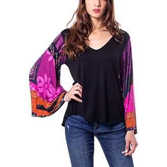 Desigual Women's T-Shirt Moments