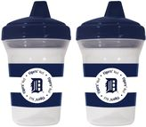Baby Fanatic MLB Detroit Tigers 2-Pack 5 oz. Sippy Cup
