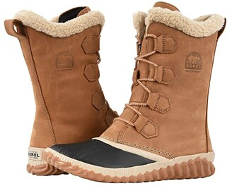 Sorel Out 'N About Plus Tall (Black) Women's Cold Weather Boots