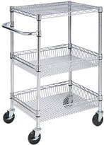 Honey-Can-Do 3-Tier Urban Rolling Utility Cart