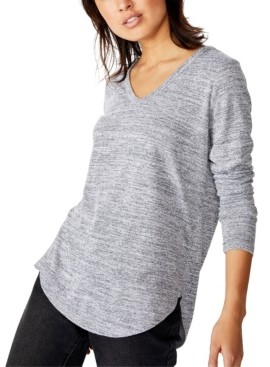 Cotton On Karly Long Sleeve T-Shirt