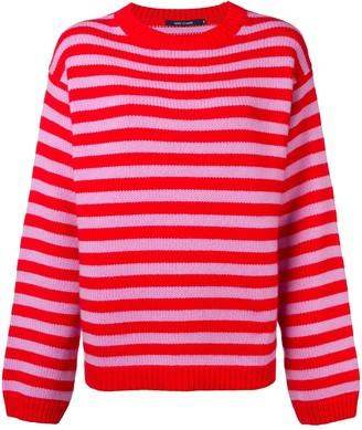 Sofie D'hoore cashmere striped Maravilla sweater