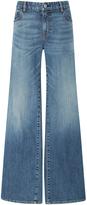 Nili Lotan Ena Wide Leg Jeans