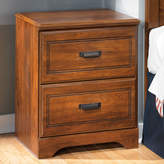 Signature Design by Ashley Barchan 2-Drawer Nightstand