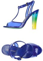 Sergio Rossi High-heeled sandals