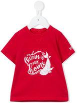 Boss Kids - Ocean is My Home T-shirt - kids - Cotton - 12 mth