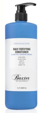Baxter of California Daily Fortifying Conditioner, 33.8-oz.