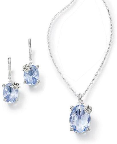 Avon Padua Necklace and Earring Gift Set