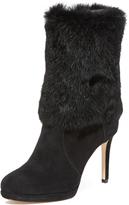 MICHAEL Michael Kors Faye Fur Boots