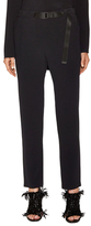 Proenza Schouler Belted High Rise Track Pant
