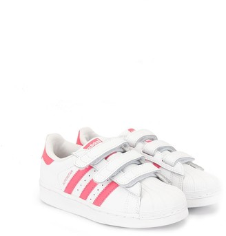 Adidas Originals Kids Originals Junior Superstar sneakers