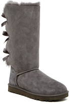 UGG Bailey Bow Genuine Sheepskin Boot