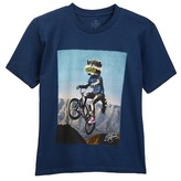 Kid Dangerous BMX Raccoon Tee (Big Boys)